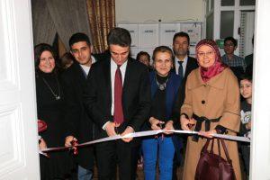 Bolu Belediyesi Ressam Mehmet Yücetürk Sanat Merkezinde Tezhip ve Minyatür Sergisi Açıldı