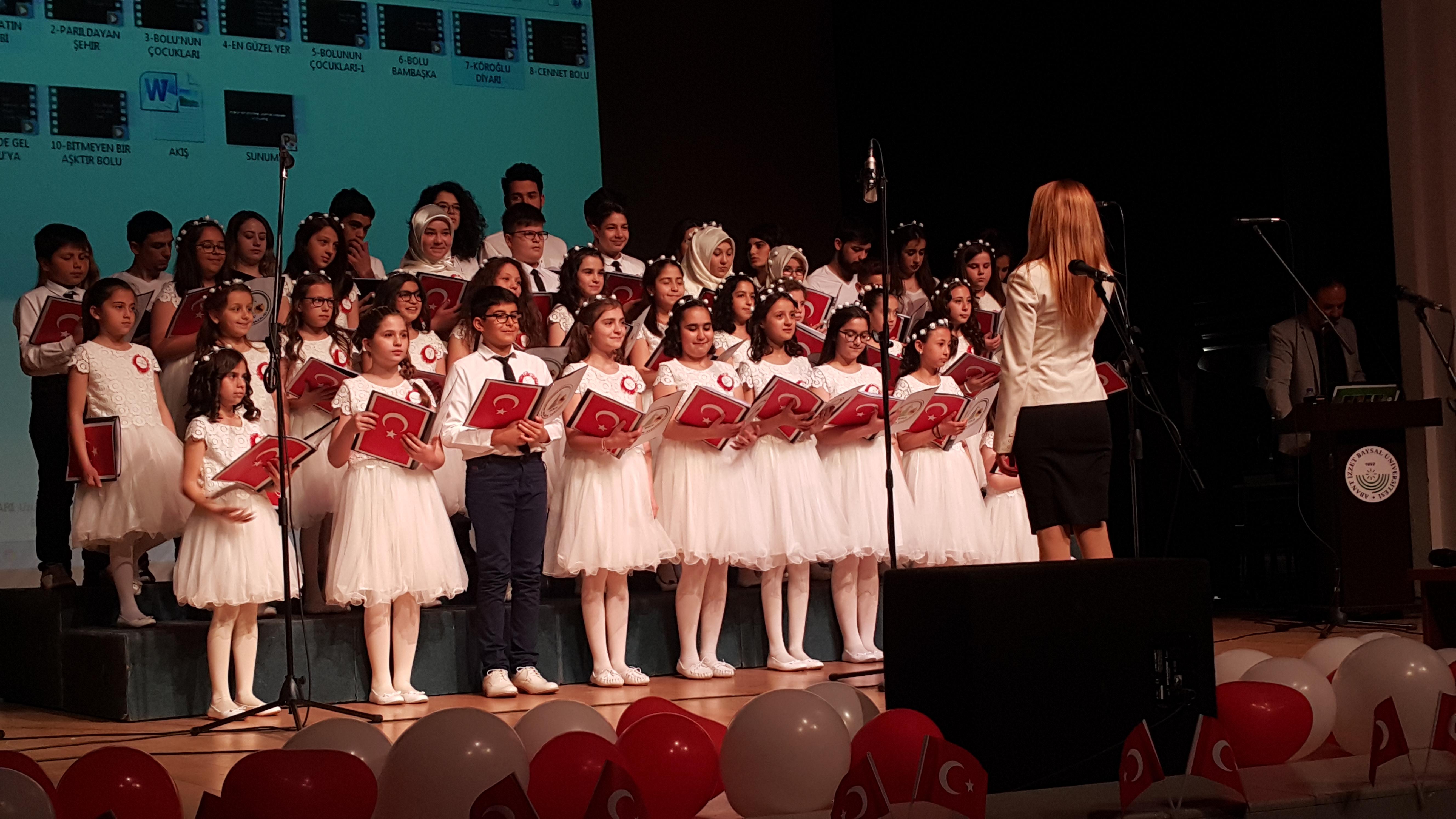 Photo of Çocuk Koro Eğitimi Kursu (7-14 Yaş)