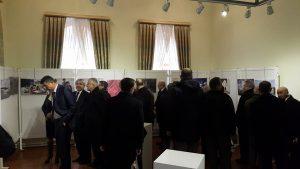 """Bolu Milli Eğitim Müdürlüğü 24 Kasım Öğretmenler Günü """"Öğretmen Fotoğrafları""""Sergisi açıldı"""