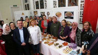 """Photo of """"Kadın Emekçilerimizin Hünerleri"""" sergisi açıldı"""